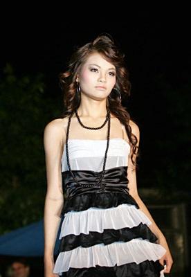Trần Thị Kim Thanh đoạt giải cao nhất Top Model Casting VN 2007 - 6