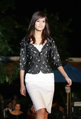 Trần Thị Kim Thanh đoạt giải cao nhất Top Model Casting VN 2007 - 7