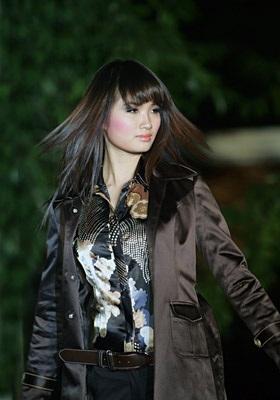 Trần Thị Kim Thanh đoạt giải cao nhất Top Model Casting VN 2007 - 8
