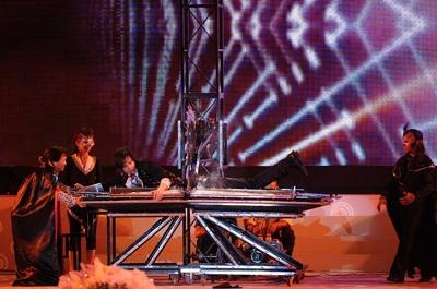 10 mỹ nhân xuất hiện ấn tượng trong live show Đan Trường - 9
