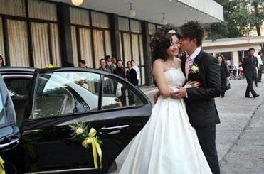 Vân Burin rạng ngời trong ngày cưới... thứ hai  - 2