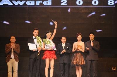 Vũ Thu Phương - Bình Minh: Người mẫu xuất sắc nhất 2008 - 8