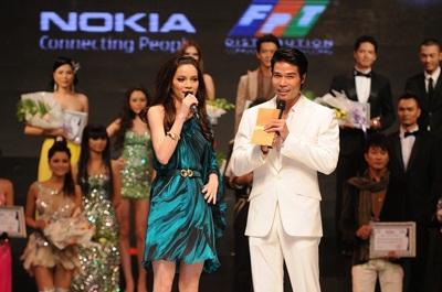 Vũ Thu Phương - Bình Minh: Người mẫu xuất sắc nhất 2008 - 10