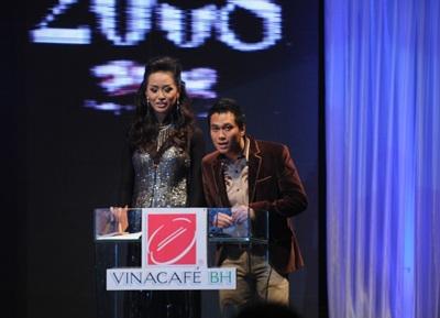 Vũ Thu Phương - Bình Minh: Người mẫu xuất sắc nhất 2008 - 11