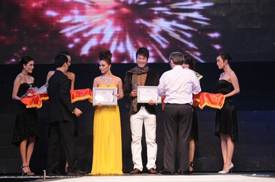 Vũ Thu Phương - Bình Minh: Người mẫu xuất sắc nhất 2008 - 6