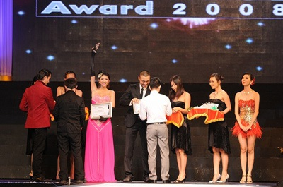 Vũ Thu Phương - Bình Minh: Người mẫu xuất sắc nhất 2008 - 5