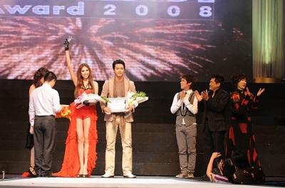 Vũ Thu Phương - Bình Minh: Người mẫu xuất sắc nhất 2008 - 3