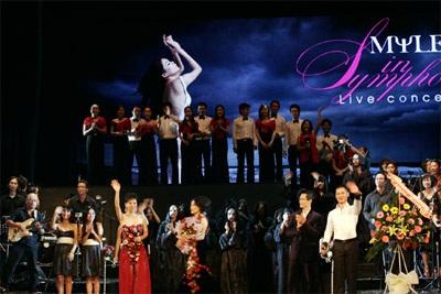 Live show Mỹ Lệ Symphony: Ấn tượng!  - 11