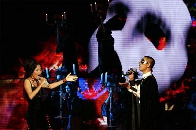 Live show Mỹ Lệ Symphony: Ấn tượng!  - 10
