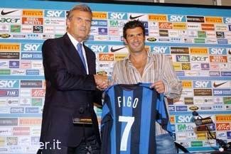 """Luis Figo: """"Inter trong sạch"""" - 1"""