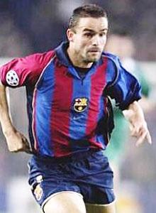 Họ đã chơi cho cả... Arsenal và Barca! - 1