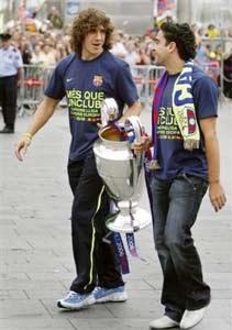 Barca - Cuộc trở về đầy niềm vui - 11