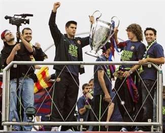 Barca - Cuộc trở về đầy niềm vui - 9
