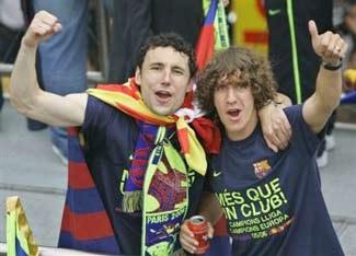 Barca - Cuộc trở về đầy niềm vui - 7