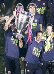 Barca - Cuộc trở về đầy niềm vui - 15