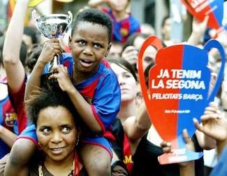 Barca - Cuộc trở về đầy niềm vui - 3