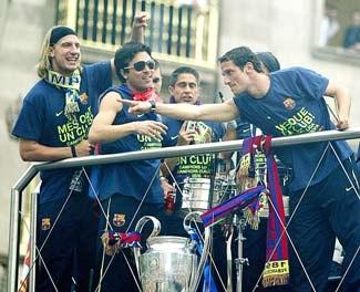 Barca - Cuộc trở về đầy niềm vui - 5