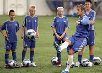 """Beckham:""""Sẽ không quay lại Anh chơi bóng"""" - 3"""