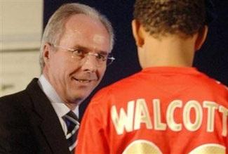 """""""Canh bạc"""" mang tên Walcott  - 1"""