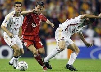 Để thua Liverpool các cầu thủ Galatasaray bật khóc!  - 1