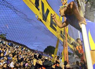 """Boca giành """"cú đúp"""" vô địch Argentina  - 1"""