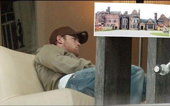 Rooney ngán ngẩm vì phải shopping với Coleen - 1