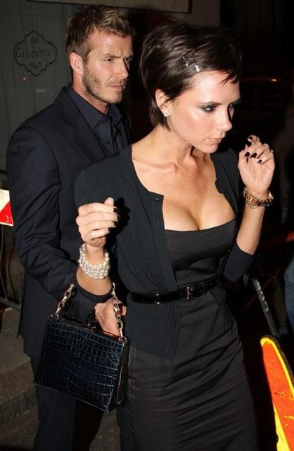 Vợ David Beckham ngày càng quyến rũ  - 2