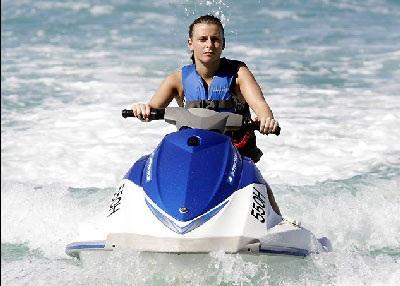 """Coleen """"trốn"""" Rooney đi tắm biển - 7"""