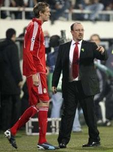Dù bại trận, Liverpool vẫn không nản chí - 2