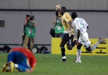 Đại bàng Nigeria vô địch U17 thế giới - 1