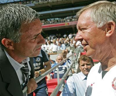 "Mourinho ""khoái trí"" được gặp MU, Ferguson chẳng e dè - 1"