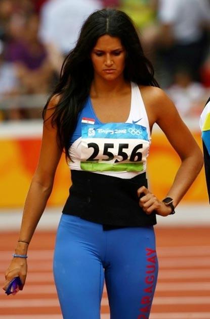 Leryn Franco - Nữ VĐV quyến rũ nhất năm 2008 - 1