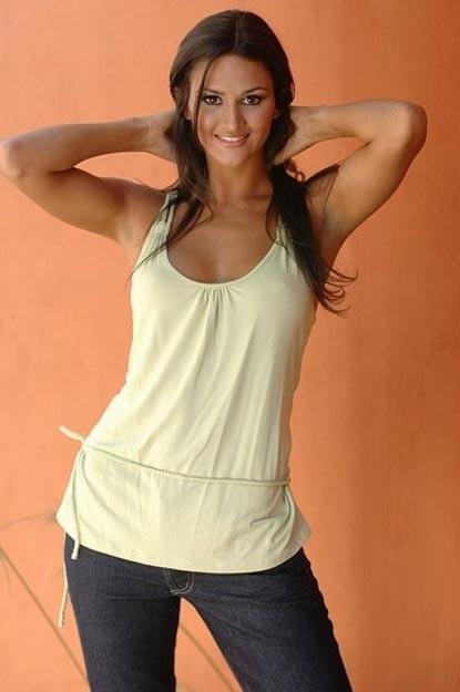 Leryn Franco - Nữ VĐV quyến rũ nhất năm 2008 - 4