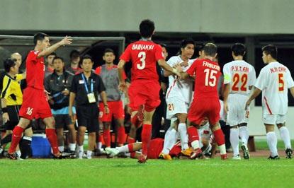 Kiên cường hạ Singapore, Việt Nam vào Chung kết AFF Cup - 2