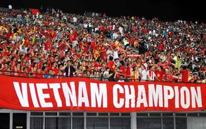 Kiên cường hạ Singapore, Việt Nam vào Chung kết AFF Cup - 1