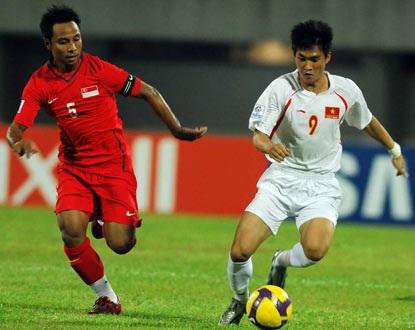 Kiên cường hạ Singapore, Việt Nam vào Chung kết AFF Cup - 3