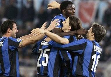 """""""Inter muốn được so tài cùng MU tại Champions League"""" - 1"""