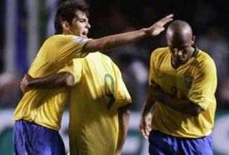 Fabiano giúp Brazil lội ngược dòng - 2