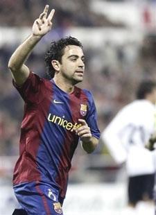 Barcelona lật ngược tình thế - 1