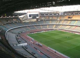 Juve cải tạo sân nhà, Roma trở thành... bệnh viện - 1