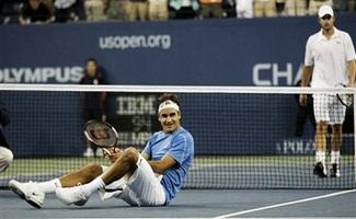 """""""Vua"""" Roger Federer lần thứ 3 liên tiếp đăng quang - 1"""