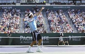 """""""Sức mạnh"""" mang tên Federer - 1"""