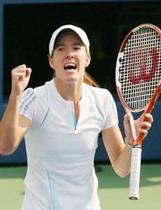 Đánh bại hạt giống số 1, Sharapova vào chung kết gặp Henin - 3