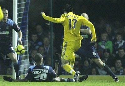 Đè bẹp Southend, Chelsea thẳng tiến vào vòng 4 cúp FA - 1