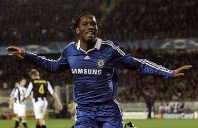 Drogba cam kết tương lai với Chelsea - 1