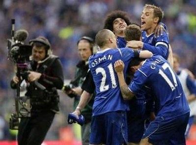 """Hạ gục """"Quỷ đỏ"""" trên chấm penalty, Everton vào chung kết - 3"""