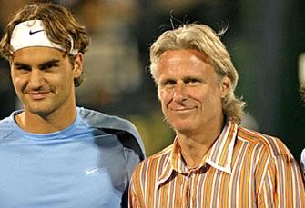 Federer trở lại ấn tượng trên sân nhà - 1