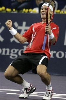 Nadal và Ferrer tiến vào bán kết - 1