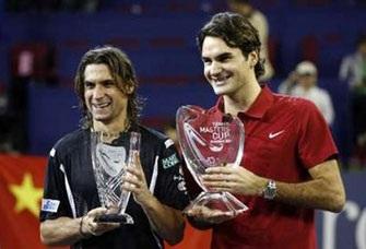 """""""Giải mã"""" David Ferrer, Federer lên ngôi vô địch - 1"""