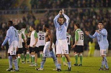 Man City thua đậm vẫn nhất bảng, đêm buồn TBN - 1